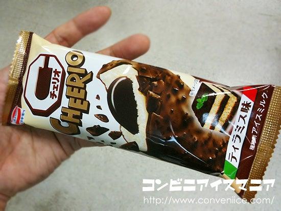 チェリオ 森永乳業 エスキモー ティラミス味 CHEERIO