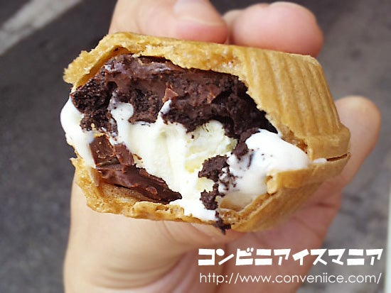 【HERSHEY'S】 ハーシークッキー in モナカ ロッテ