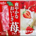 オハヨー乳業 爽やかなおいしさ 苺