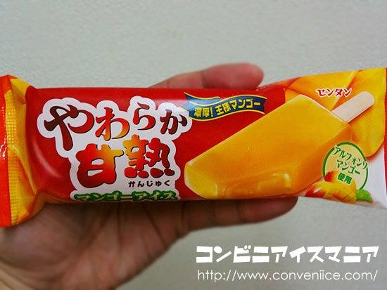 センタン やわらか甘熟マンゴーアイス