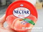 赤城乳業 ネクター桃のかき氷