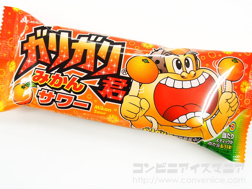 画像 : 赤城乳業 ガリガリ君味への挑戦21世紀編!! その1 2000年 ...