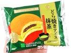森永製菓 どら焼きアイス 抹茶