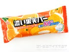 森永製菓 濃い果実バー 温州みかん&ヨーグルト味