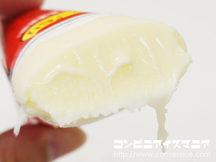 ロッテ ぎゅぎゅっと かじる練乳アイス