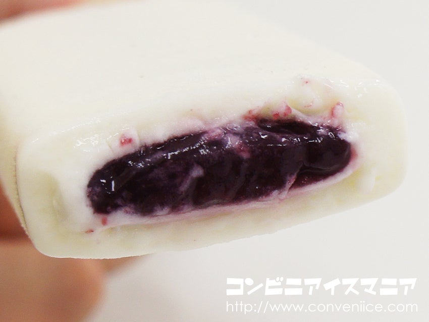 協同乳業 爽やかヨーグルト味アイス ブルーベリー