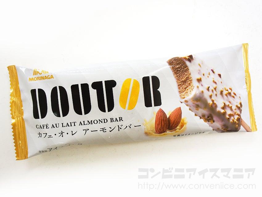 森永製菓 ドトール カフェ・オ・レ アーモンドバー