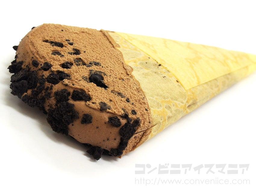 森永製菓 生チョコ仕立てのクレープ