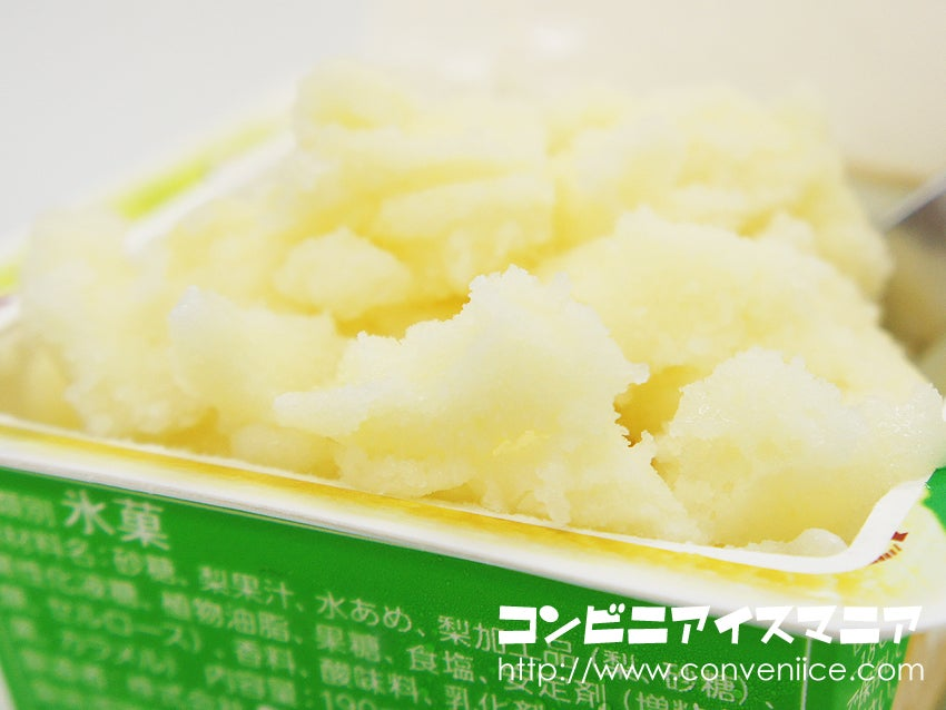 ロッテ 爽 梨(すりおろし食感果肉)