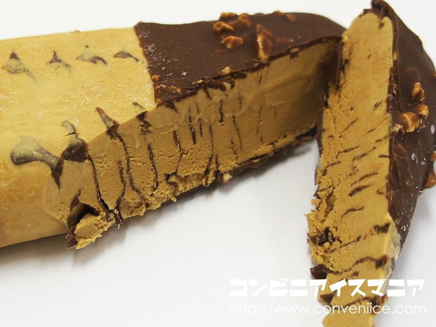 森永製菓 パリパリとした食感のチョココーヒーアイスバー
