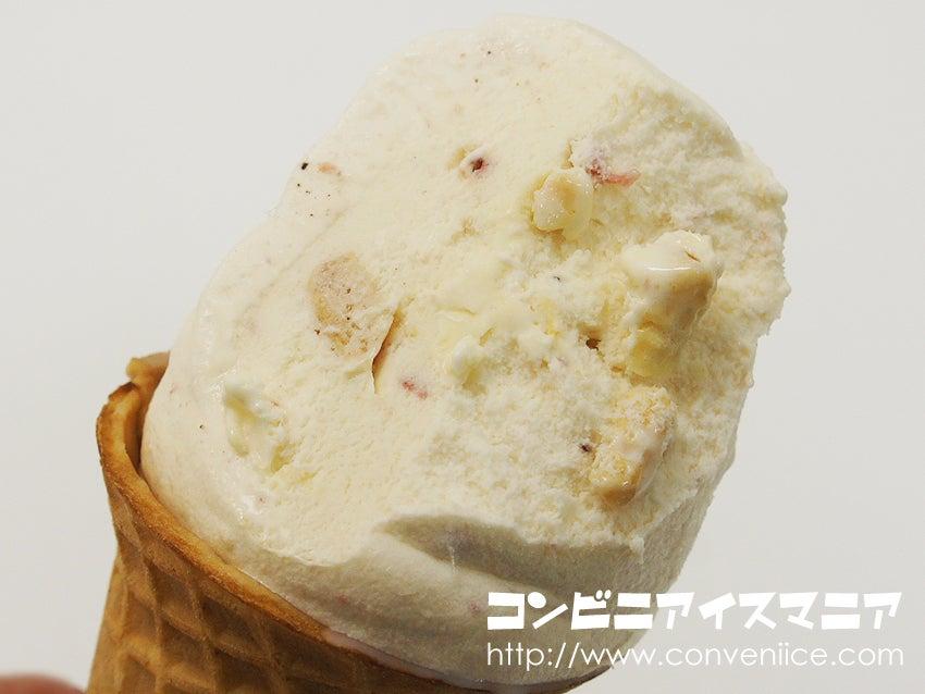 赤城乳業 ミックスインコーン ストロベリーチーズケーキ