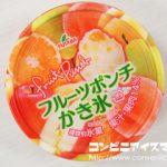 フタバ食品 フルーツポンチかき氷