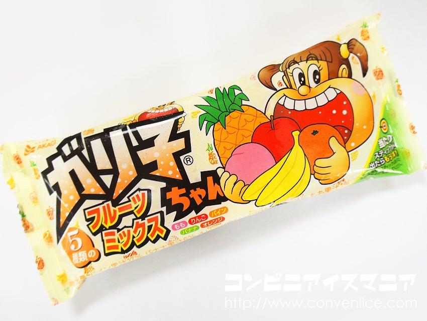 赤城乳業 ガリ子ちゃん フルーツミックス