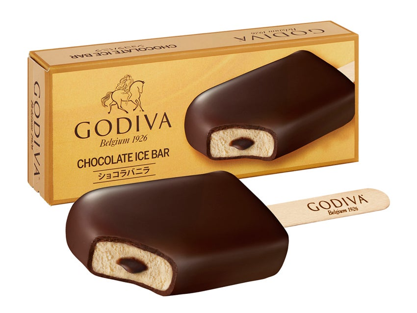 GODIVA(コディバ) チョコレートアイスバー ショコラバニラ