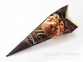 赤城乳業 イベールアイスデザート コーンチョコレート