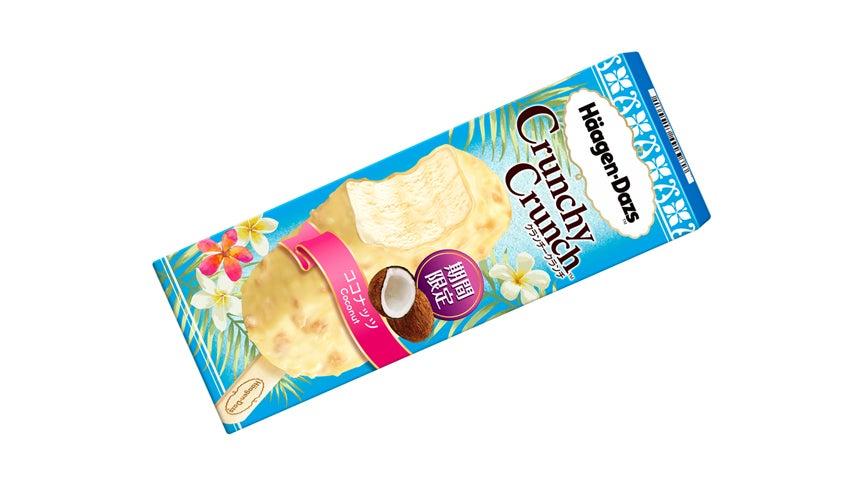 ハーゲンダッツ クランチークランチ『ココナッツ』