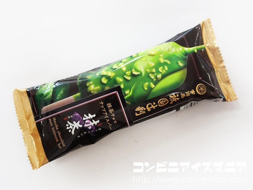 祇園辻利 抹茶チョコナッツアイスバー