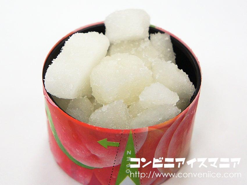 森永製菓 アイスボックス 濃い果実氷〈白桃〉