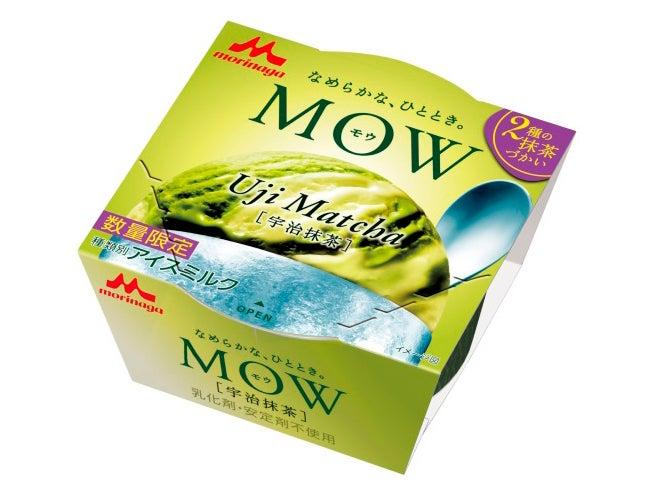 森永乳業 MOW(モウ) 宇治抹茶