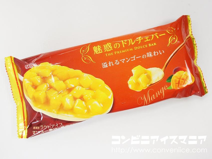 セイカ食品 魅惑のドルチェバー 溢れるマンゴーの味わい