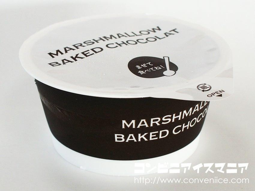 協同乳業 マシュマロベイクドショコラ