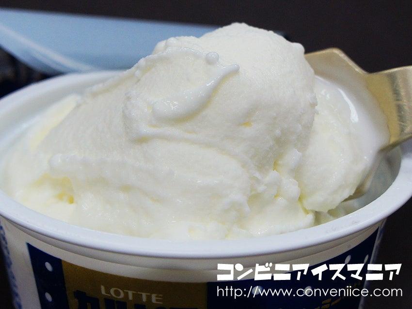 ロッテ カルピスアイス 濃厚クリーミー仕立て