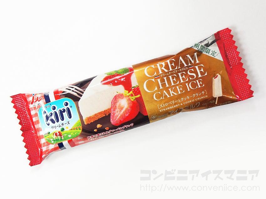 井村屋 kiri クリームチーズケーキアイス ストロベリー
