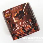生チョコとCHOCO ICE