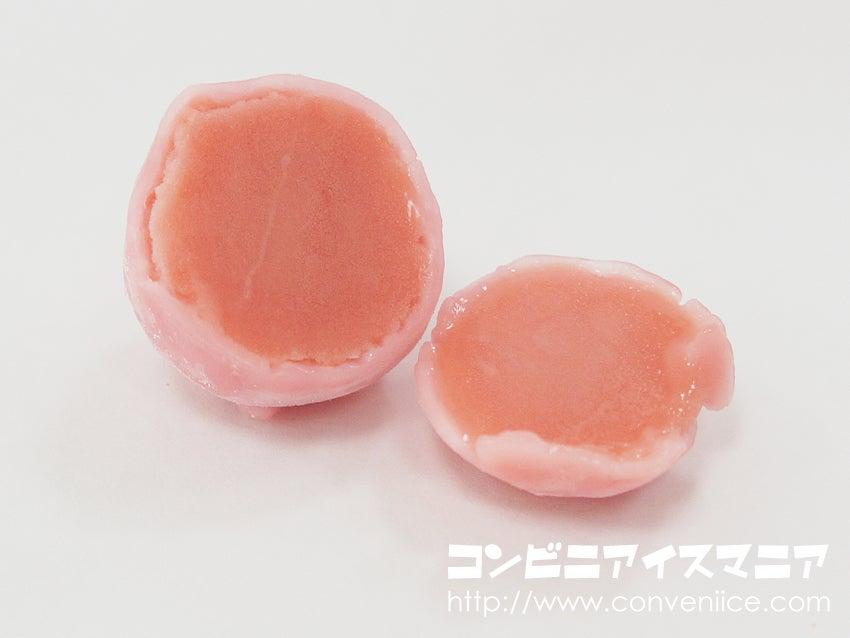 グリコ アイスの実 濃厚苺