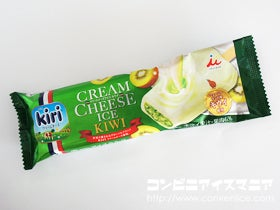 井村屋 kiri クリームチーズアイス キウイ