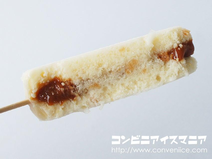 セブンプレミアム 塩キャラメル氷バー