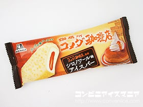 森永製菓 シロノワール味アイスバー