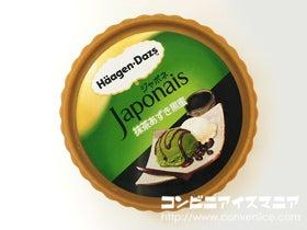 ハーゲンダッツ ジャポネ <抹茶あずき黒蜜>