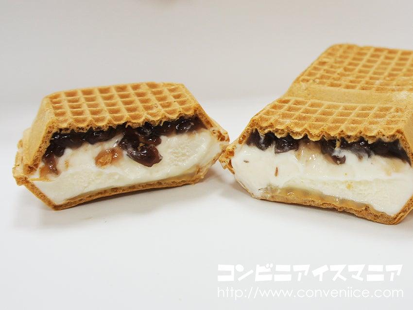 井村屋 小倉トーストのような最中アイス