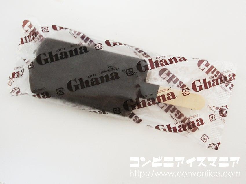 ロッテ ガーナ(Ghana) 生チョコレートアイスバー ティラミス