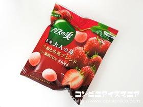 グリコ アイスの実 大人の苺
