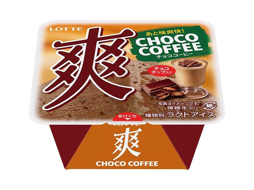ロッテ 爽 チョココーヒー(チョコチップ入り)