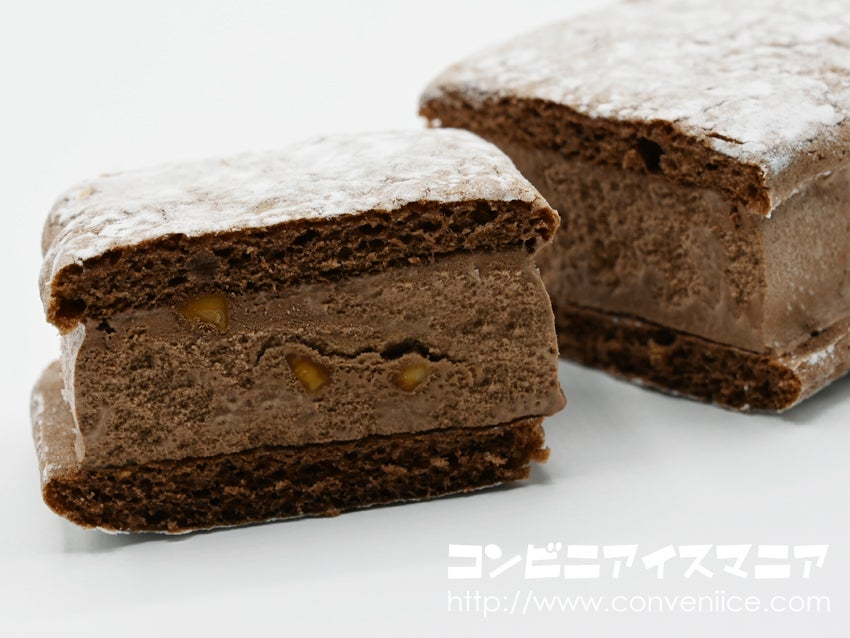 セブンプレミアム チョコナッツケーキサンド