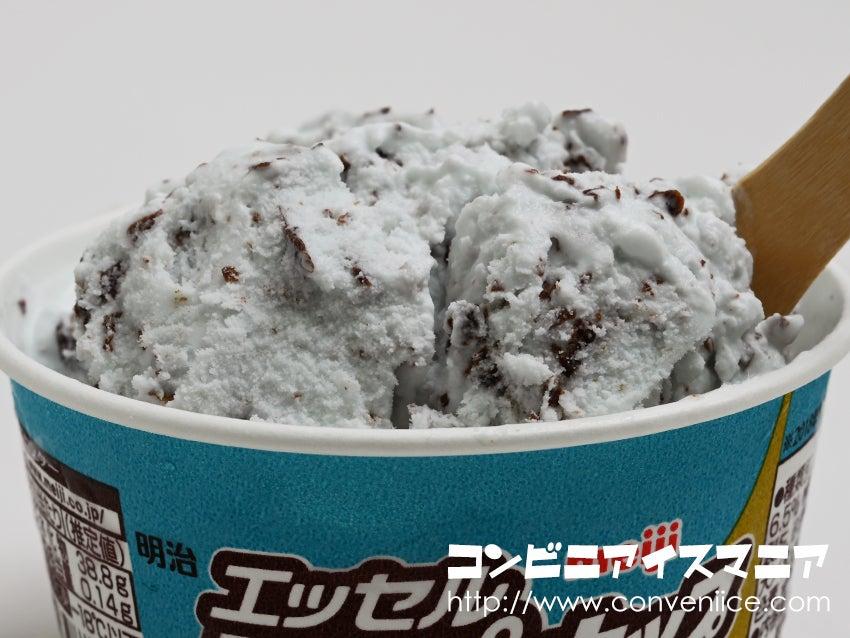 明治 エッセルスーパーカップ チョコミント