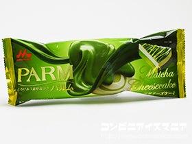 森永乳業 PARM(パルム) 抹茶チーズケーキ