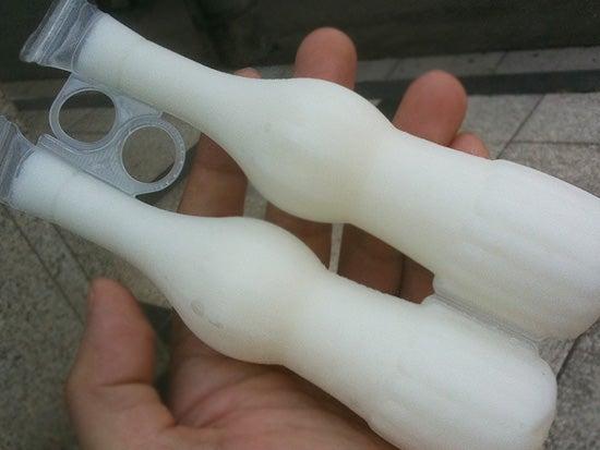 パピコ ホワイトカラー 江崎グリコ