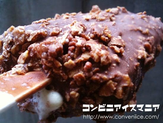 アイス チョコフレークバー 森永製菓