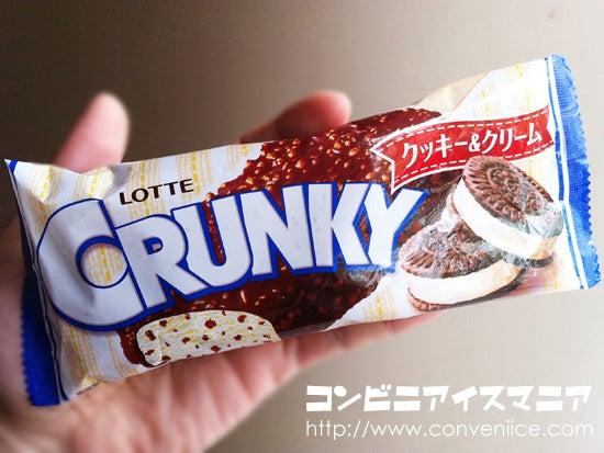 クランキー クッキー&クリーム