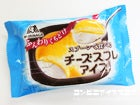 森永製菓 チーズスフレアイス