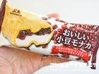森永 おいしい小豆モナカ