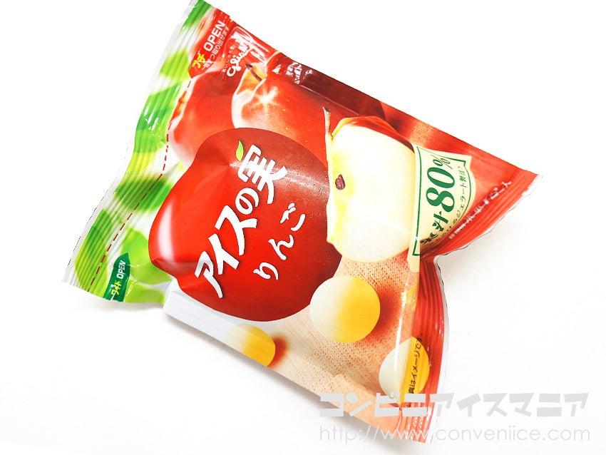 江崎グリコ アイスの実 りんご