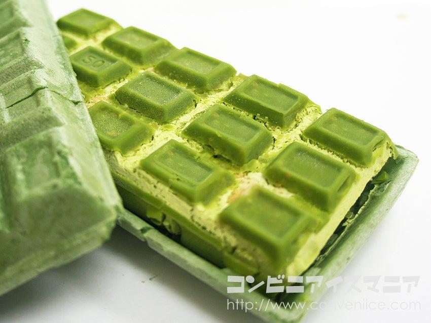 森永乳業 デプス(DEPTH)抹茶クランチ