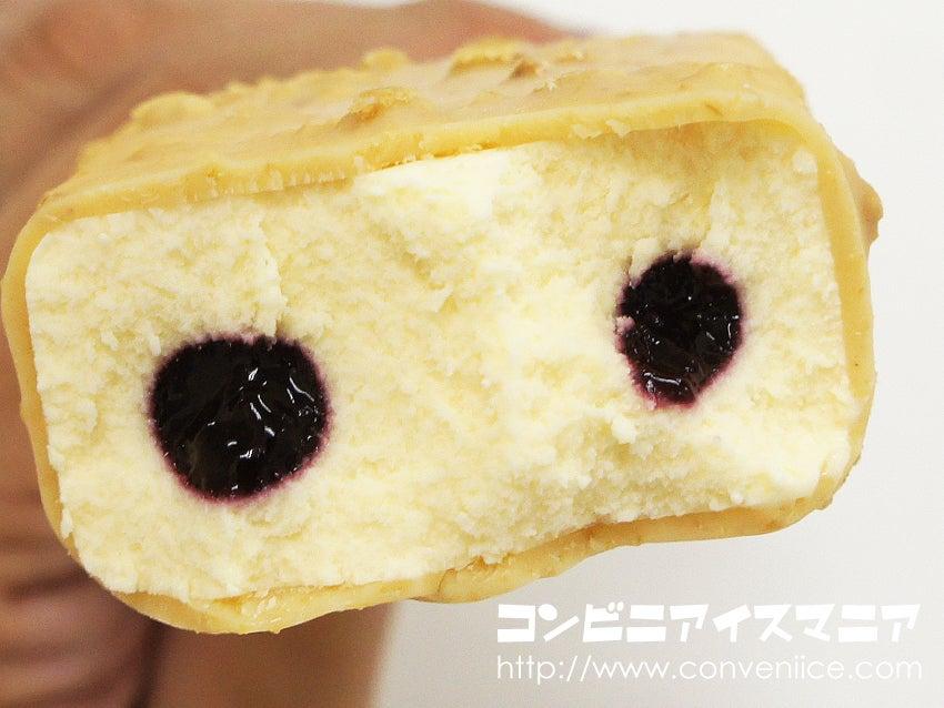 ハーゲンダッツ クランチークランチ ブルーベリーチーズケーキ
