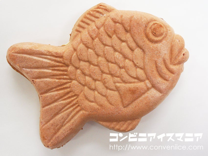 丸永製菓 おいもたいやきあいす