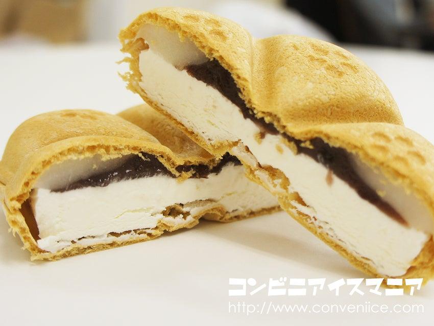 井村屋 やわもちアイス(つぶあんミルク最中)